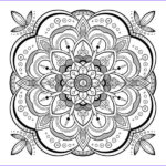 Pdf Coloring Pages For Adults Awesome Photos Printable Adult Coloring Book Page Pdf Mandala Coloring