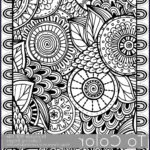 Pdf Coloring Pages For Adults Cool Photos Printable Coloring Pages For Adults All Over Doodle