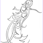 Peacock Coloring Pages Unique Collection Abstract Peacock Coloring Page