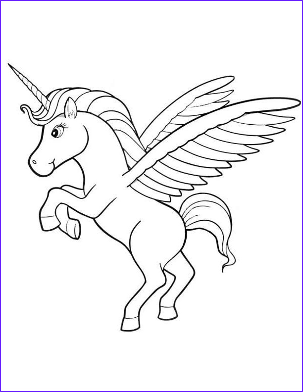 Pegasus Coloring Pages Beautiful Photography Unicorn Pegasus Coloring Pages Coloring Home