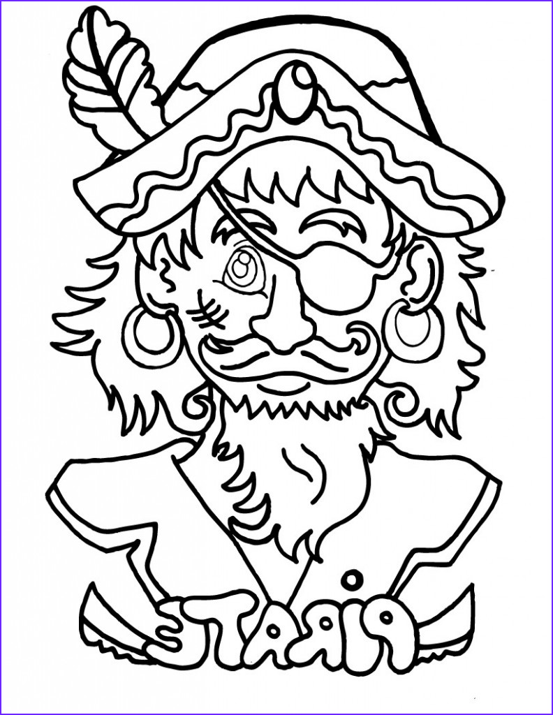 Pirates Coloring Books Beautiful Photos Free Printable Pirate Coloring Pages for Kids