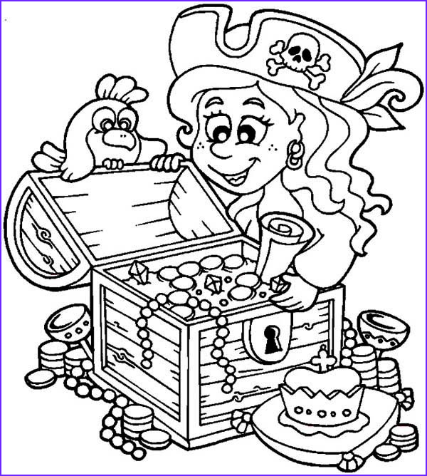 Pirates Coloring Books Cool Stock Girl Pirate Coloring Pages Coloring Home