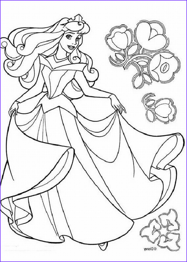 Princess Coloring Pages to Print Luxury Stock Free Printable Disney Princess Coloring Pages for Kids