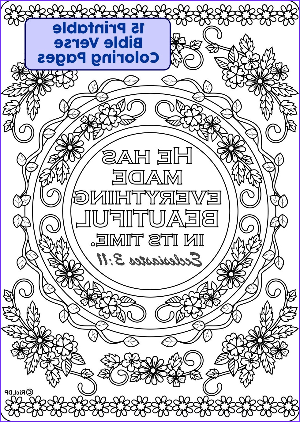 Printable Bible Coloring Pages Cool Image 15 Printable Bible Verse Coloring Pages