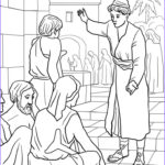 Printable Bible Coloring Pages New Collection 78 Images About N T Coloring Pages On Pinterest