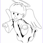 Printable Coloring Pages For Kids Luxury Photos Free Printable Angel Coloring Pages For Kids