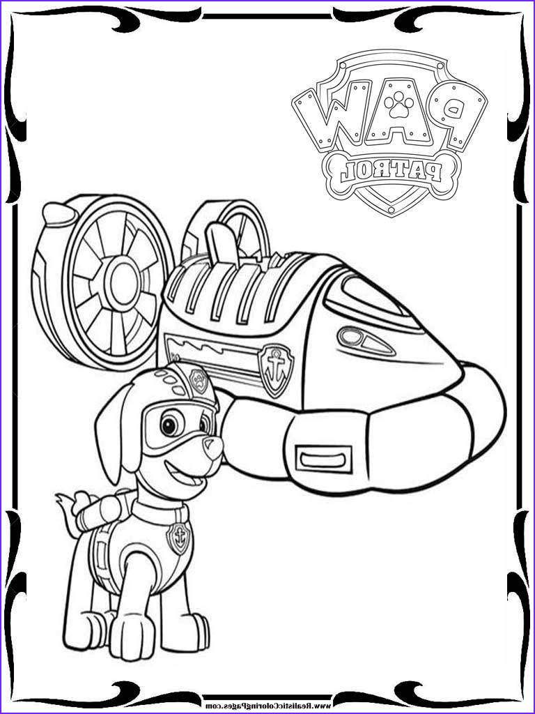 printable coloring pages for paw patrol