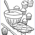 Printing Coloring Pages Beautiful Photos Sweets Coloring Pages For Childrens Printable For Free