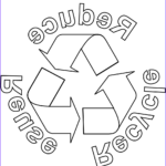Recycling Coloring Pages Elegant Image Reduce Reuse Recycle Coloring Page