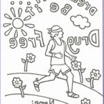 Red Ribbon Week Coloring Pages Awesome Stock Free Red Ribbon Week Coloring Pages Coloring Home