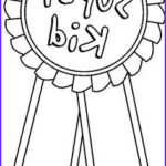 Red Ribbon Week Coloring Pages New Images Award Ribbon Clipart Outline