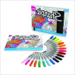 Sharpie Coloring Kit Awesome Images Coloring Kit Marcadores Sharpie 21 Piezas Libro Para