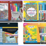 Sharpie Coloring Kit Luxury Photography Prismacolor Paper Mate and Sharpie Adult Coloring Book