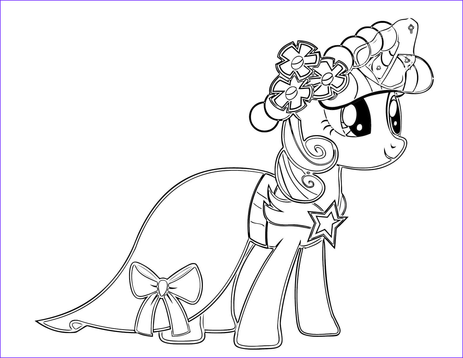 Small Coloring Book Elegant Photography My Little Pony Coloring Pages Twilight Sparkle Castle