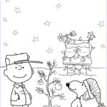 Snoopy Christmas Coloring Pages Inspirational Photos Charlie Brown Christmas Coloring Page