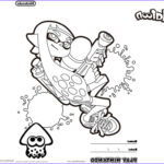 Splatoon Coloring Pages Beautiful Gallery Splatoon Coloring Pages Coloring Worksheet Free