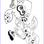 Splatoon Coloring Pages Beautiful Images Splatoon Squid Pages Coloring Pages