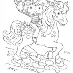 Strawberry Shortcake Coloring Pages Best Of Image Free Printable Strawberry Shortcake Coloring Pages For Kids