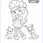 Strawberry Shortcake Coloring Pages Inspirational Photos Free Printable Strawberry Shortcake Coloring Pages For Kids