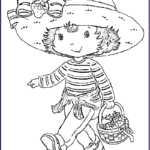 Strawberry Shortcake Coloring Pages New Image Free Printable Strawberry Shortcake Coloring Pages For Kids