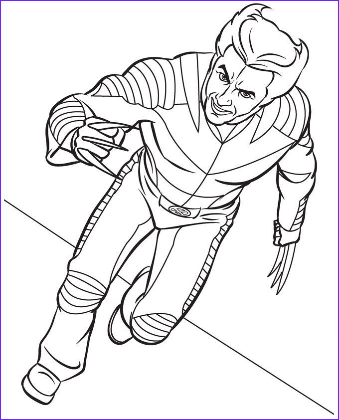 Super Hero Coloring Page Beautiful Photography Superhero Coloring Pages Coloring Pages