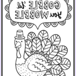 Thanksgiving Coloring Pages Awesome Stock Free Thanksgiving Coloring Pages For Adults & Kids