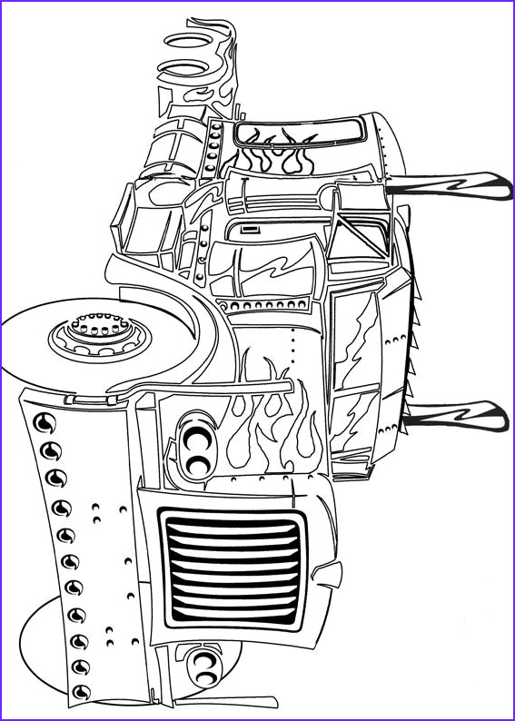 transformers coloring pages m=1