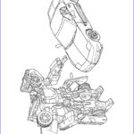 Transformer Coloring Pages New Photos Kids N Fun