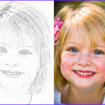 Turn Photo Into Coloring Page Awesome Images Turn Your Kids S Into Coloring Pages