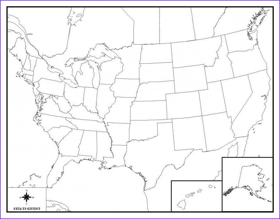 coloring pages united states map