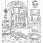 Victorian Coloring Books Awesome Photos Victorian House Coloring Pages