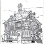 Victorian Coloring Books Best Of Photos 20 Best Victorian Houses Coloring Book Pages Images On