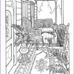 Victorian Coloring Books Cool Collection Victorian House Coloring Pages Coloring Home
