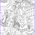 Victorian Coloring Books Elegant Collection Fashion And Style Woman With Children Favoreads