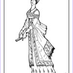 Victorian Coloring Books Luxury Gallery 63 Best Victorian Coloring Images On Pinterest