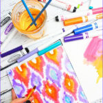 Water Coloring Painting Cool Collection Alisaburke Kids Markers Tips And Tricks For Adults