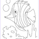 Water Coloring Picture Inspirational Gallery Fish Flutter In Water Coloring Pages
