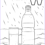 Water Coloring Pictures Inspirational Photos Letter W Is For Water Coloring Page
