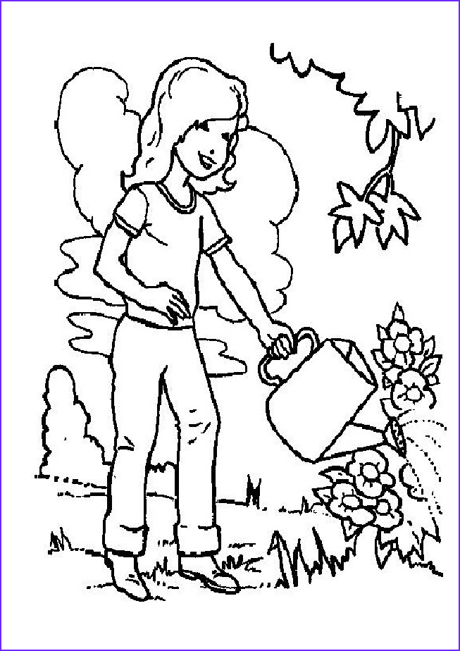 natural resources coloring pages