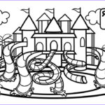 Water Coloring Pictures Unique Image Learn How to Draw A Waterpark with Slides and A Castle