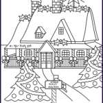 Whitehouse Coloring New Gallery North Pole Printable Coloring Pages