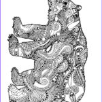 Zen Coloring Book Cool Photos Animals Coloring Books And Coloring On Pinterest