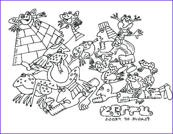 10 Plagues Of Egypt Coloring Pages New Photos 10 Plagues Coloring Pages at Getcolorings