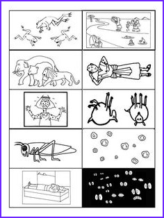 10 Plagues Of Egypt Coloring Pages New Stock 1000 Images About Vbs 2014 On Pinterest