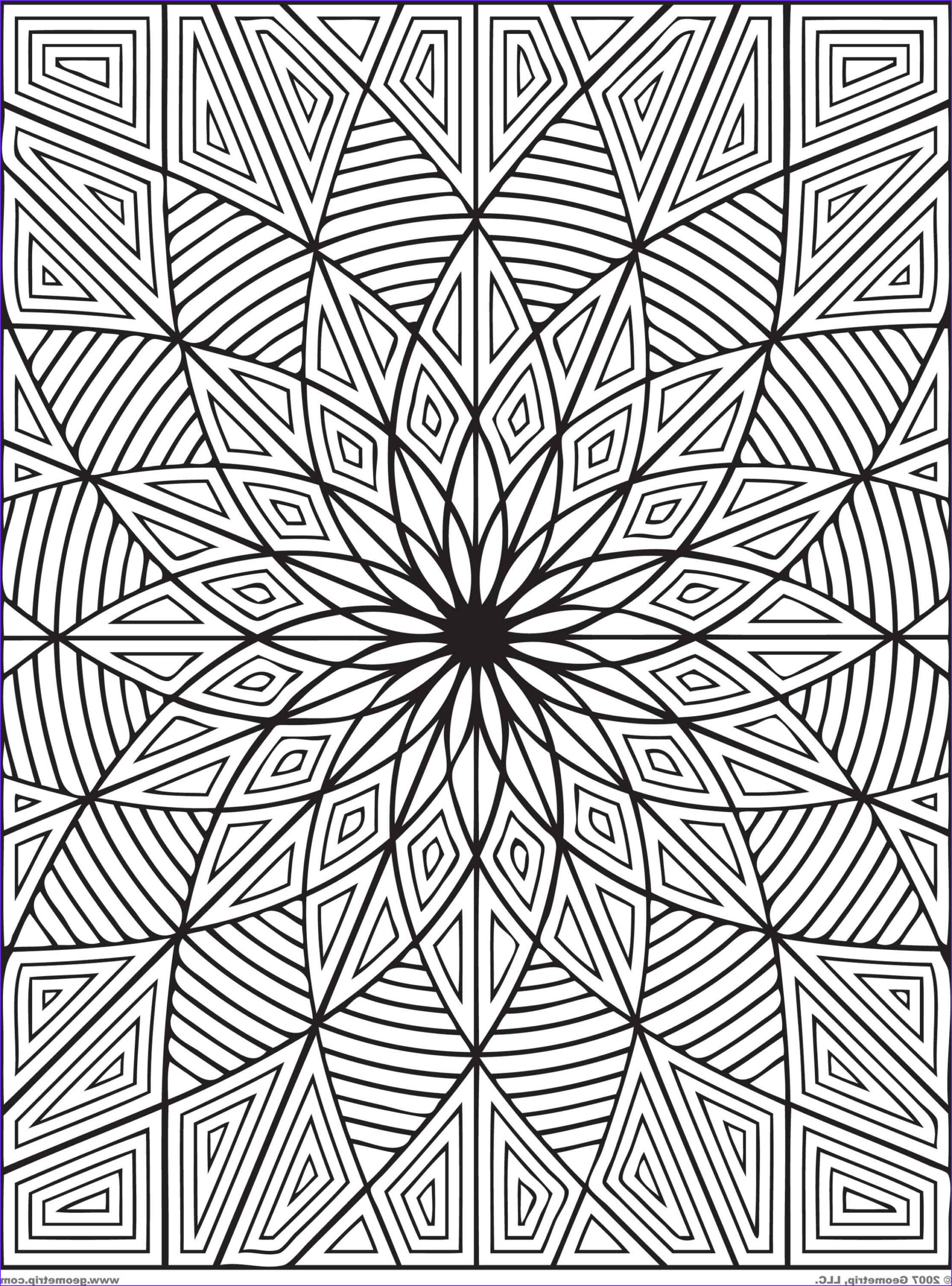 3d Coloring Pages Cool Gallery 3d Drawing Printable at Getdrawings