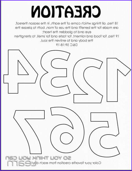 7 Days Of Creation Coloring Pages Free Best Of Photography Seven Days Creation Coloring Pages