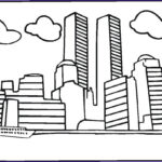 9 11 Coloring Pages Unique Photos World Trade Center Before 9 11 Coloring Page