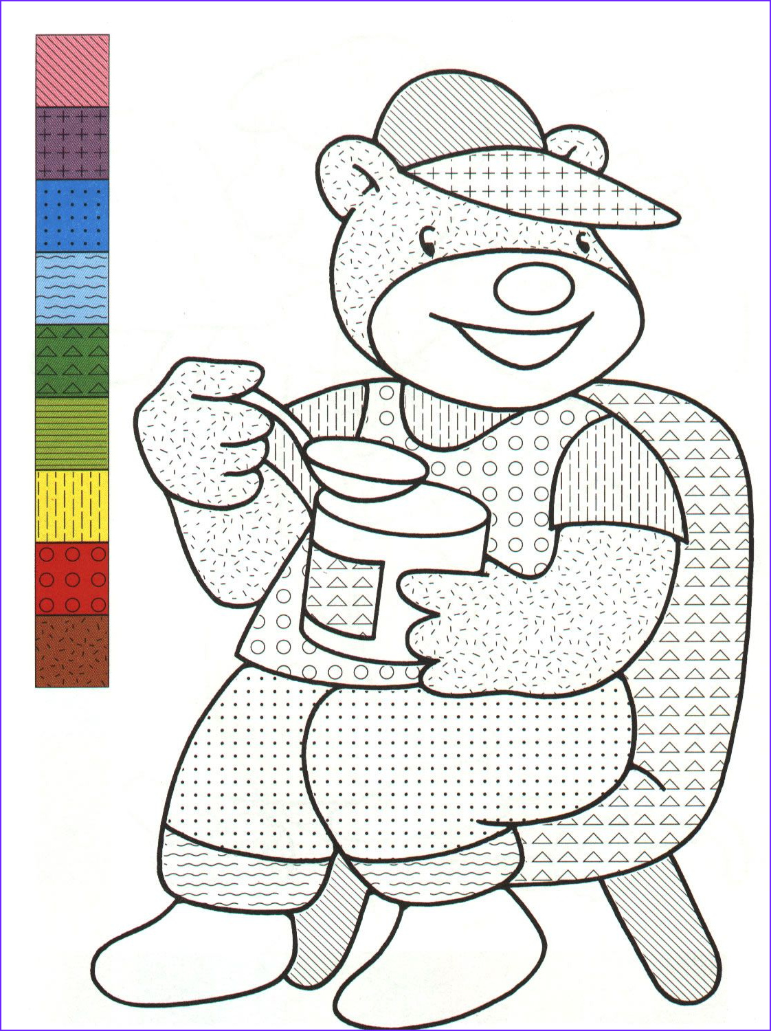 999 Coloring Pages Elegant Stock Color Pattern 999 Coloring Pages