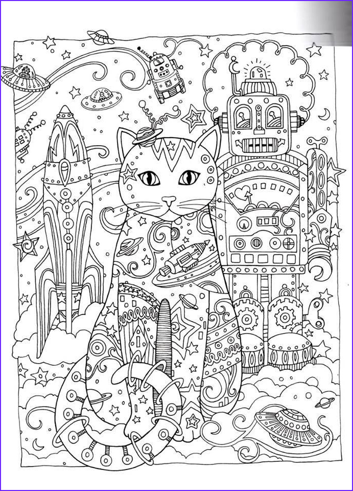 Adult Cat Coloring Pages Inspirational Gallery 17 Best Images About Coloring Pages On Pinterest