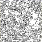 Adult Christmas Coloring Pages Best Of Photos 22 Christmas Coloring Books To Set The Holiday Mood